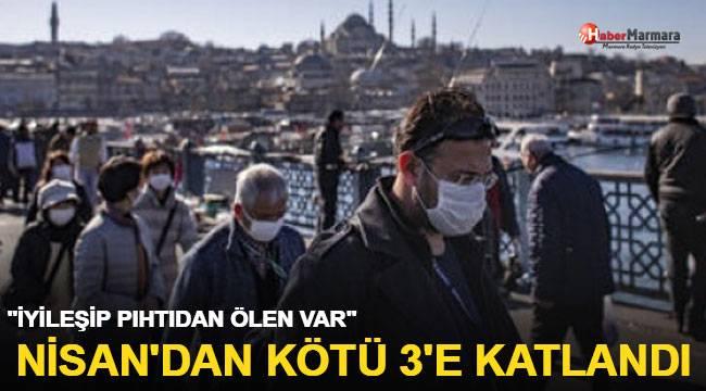 İstanbul'da korkutan tablo! Nisan'dan kötü 3'e katlandı