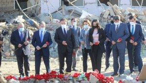 Kamu Başdenetçisi Şeref Malkoç, Gence'de