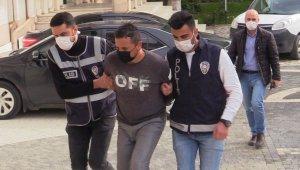 Konya'da avukatı bıçaklayan zanlı adliyeye sevk edildi