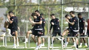 Konyaspor'da Yeni Malatyaspor maçı hazırlıkları sürüyor