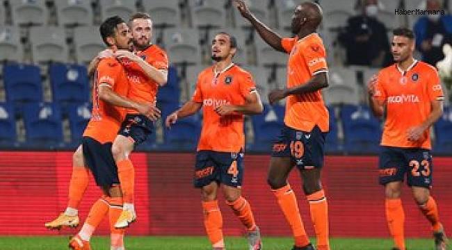 Medipol Başakşehir 5 - 1 Antalyaspor