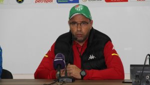 Menemenspor-Bursaspor maçının ardından