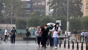 Meteoroloji İstanbul için uyarmıştı! iptaller peş peşe geldi...
