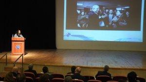 Öğrencilerin videosu Rektör Budak'ı duygulandırdı