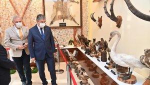 Osmaniye'de yaban hayvanları 73 tahnitle tanıtılıyor