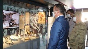 """""""Çanakkale Savaşları Mobil Müzesi"""" Hakkari'de"""