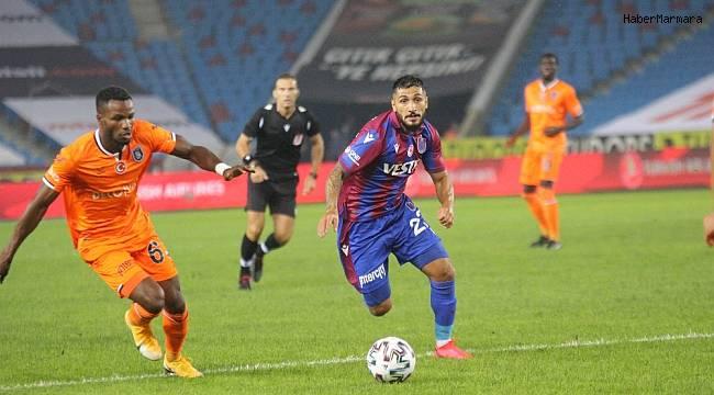Trabzonspor: 0 - Medipol Başakşehir: 2