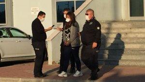 Tutuklanan hırsıza maske takmama cezası