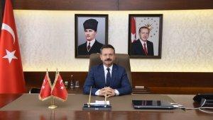Vali Aksoy'un Cumhuriyet Bayramı mesajı