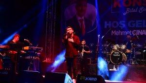 Yeşilyurt'ta Malatyalı genç sanatçıdan dijital konser