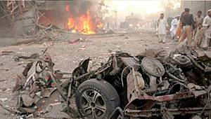 Afganistan'da çifte bombalı saldırı: 14 ölü, 45 yaralı