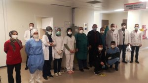AK Parti Genel Başkan Yardımcısı Özhaseki'nin Covid-19 tedavisi tamamlandı
