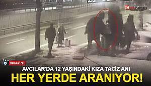 Avcılar'da Ukraynalı aileye taciz şoku kamerada