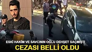 Bakırköy'de aracıyla dehşet saçmıştı! Cezası belli oldu