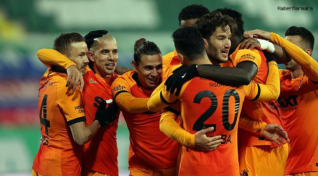 Çaykur Rizespor 0 - 4 Galatasaray