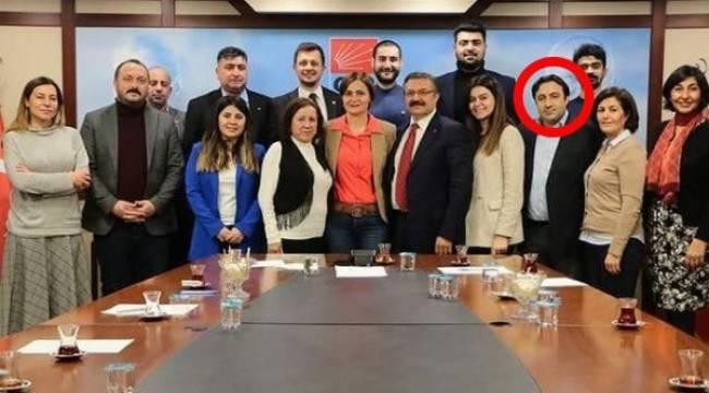 CHP'li İlçe Yöneticisi Taciz İddiası İle Tutuklandı
