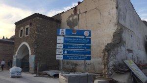 """""""Suluhan Çocuk Müze Okulu"""" Projesinde Restorasyon Çalışmaları Başladı"""