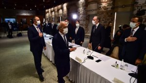 Reform Görüşmeleri'nin ilk toplantısı sona erdi