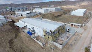 Suluova OSB'ye son 6 ayda 24,5 milyon yatırım
