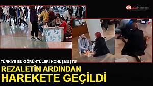 Türkiye bu görüntüleri konuşmuştu! Rezaletin ardından harekete geçildi...