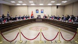 Van'da kış tedbirleri toplantısı