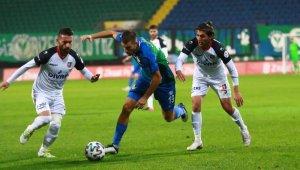 Ziraat Türkiye Kupası: Çaykur Rizespor: 3 - Uşakspor: 0