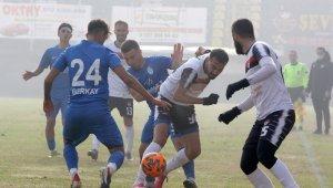 3. Lig: Manisaspor: 1- Antalya Kemerspor: 1