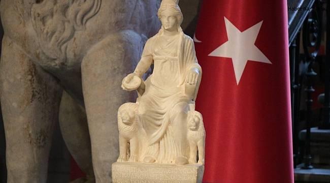 60 yıl önce İsrail'e kaçırılan Kybele heykelinin kaçırılış öyküsü