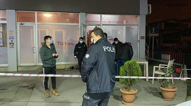 Akaryakıt istasyonundaki silahlı kavgayla ilgili 1 kişi tutuklandı