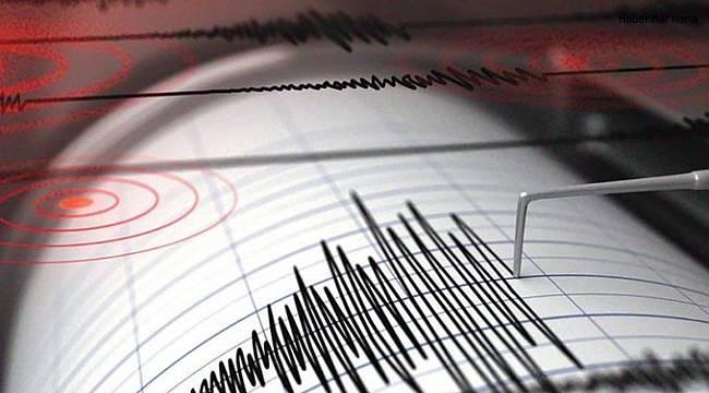 Akdeniz'deki 5.2 büyüklüğündeki deprem Antalya'da da hissedildi