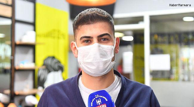 Ankara Büyükşehir Belediyesinden esnafa hijyen desteği