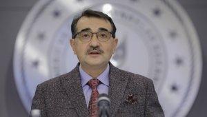 """Bakan Dönmez: """"Fatih'in keşfettiği 405 milyar metreküplük doğal gaz rezervimiz Filyos'ta karaya çıkacak"""""""
