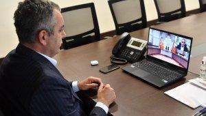 Başkan Esen, Kılıçdaroğlu'na Konyaaltı'nı anlattı