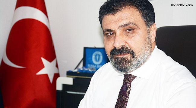 """Başkan Kuluöztürk:"""" Sağlıkçılar enflasyon farkı değil, seyyanen zam hak ediyor"""""""