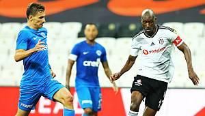 Beşiktaş - Kasımpaşa! İlk 11'ler belli oldu
