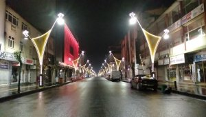 Bingöl'de sokağa çıkma kısıtlaması