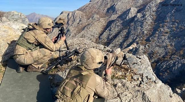 """Bitlis'te """"Yıldırım-16 Sehi Ormanları"""" operasyonu başlatıldı"""