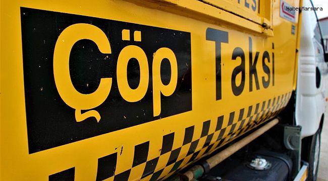 Bu takside ne para geçiyor, ne yolcu taşıyor