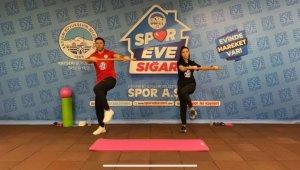 Büyükşehir Belediyesi Spor A.Ş.'den online hizmet