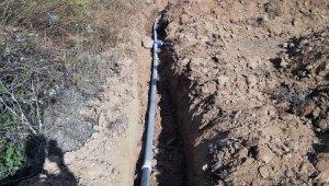 Büyükşehirden Ula'ya yeni içme suyu hattı