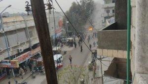 Cerablus'taki patlamaya ilişkin 4 kişi gözaltına alındı