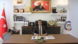 Cizre TSO Başkanı Sevinç ilçede kurulacak olan özel hastane için çalışma başlattı