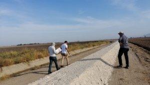 Dört ilde 163 bin 688 hektar alanda toplulaştırma yapıldı