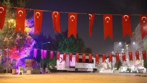 Elazığ'da sokağa çıkma kısıtlaması başladı