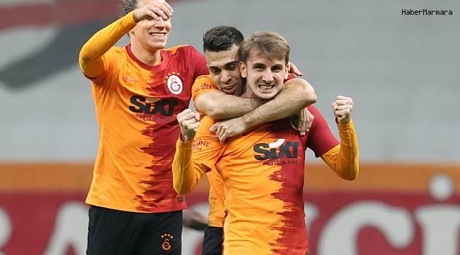 Galatasaray 3 - 0 Hatayspor