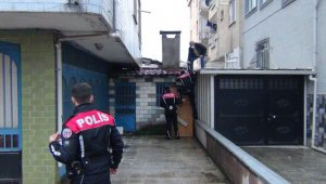 Hırsız ihbarı Bursa Polisi'ni harekete geçirdi