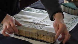 Hititler'den günümüze kadar ulaşan taş baskı sanatı, Dünya'ya pazarlanacak