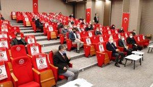 İlkadım meclisi toplandı