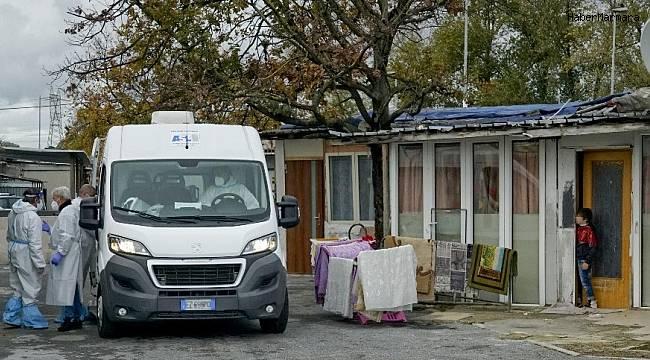İtalya'da son 24 saatte korona virüsten 662 ölüm