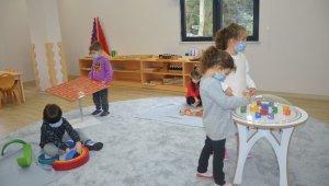 """Karadeniz Bölgesi'nde ilk defa """"Montessori Sınıfı"""" Ordu'da hayata geçti"""